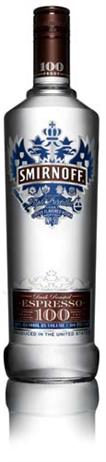 Smirnoff Vodka Dark Roasted Espresso 100@